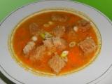 Hřejivá polévka z červené čočky recept