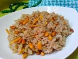 Arabska ryze (s korenim a orisky) recept