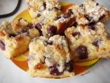 Ovocný táč s drobenkou recept