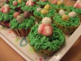 Velikonoční cupcakes recept