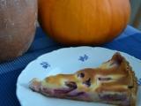 Sametový švestkovo-jablečný koláč recept