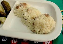 Rýže nebo risotto s tlačenkou recept