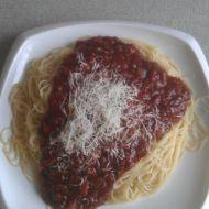 Moje boloňská omáčka recept