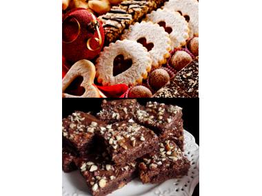 Vánoční cukroví podle Evy Pilarové