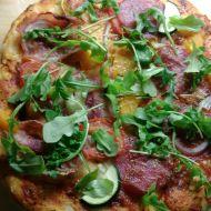 Výtečná pizza podle Akinny recept