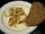 Nakládané tofu (á la Hermelín)  vegan recept