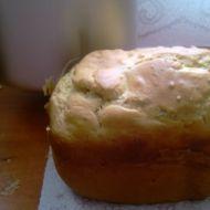Biskupský chlebíček z domácí pekárny recept