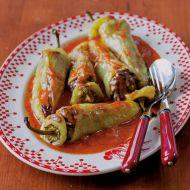 Rychlé plněné papriky recept