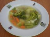 Zeleninová polévka od Aničky recept
