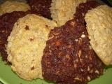 Velmi zdravé oříškové sušenky recept
