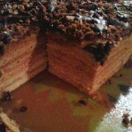 Javorový sirupník á la medovník recept