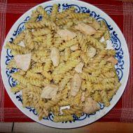 Kuřecí s omáčkou z nivy recept