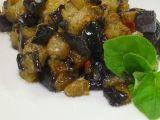 Lilek jako houby (Melanzane a funghetto ) recept