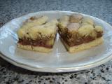 Sváteční mřížkový koláč recept