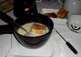 Fondue sýrové  základní recept