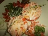 Jednoduché zeleninové rizoto recept