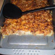 Zapečené brambory ala lasagne recept
