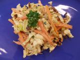 Štíhlé nudle se zeleninou, smetanou a houbovým kořením recept ...