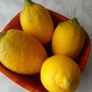 Citronový nápoj se zázvorem recept