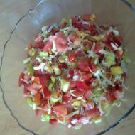 Salát z míchané zeleniny recept
