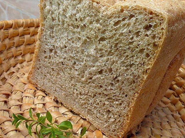 Grahamový chléb (60% grahamu) recept