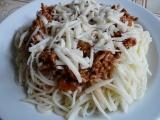 Masová směs na špagety recept