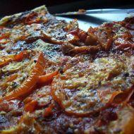 Provensálská pizza recept