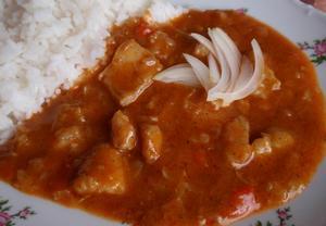 Jednoduchý rybí guláš  rychle a chutně