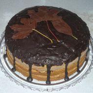 Maďarský dort recept