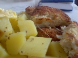 Květákovo-sýrové karbanátky recept