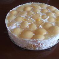 Nepečený dort ze smetany recept