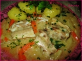 Bůček s kedlubnou a mrkví v PH recept