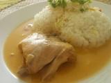 Kuře nadivoko, s paprikovou pastou, řapíkatým celerem a zeleninou ...