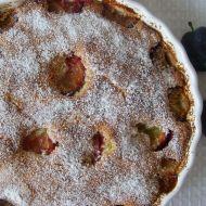 Křehký koláč s ovocem recept