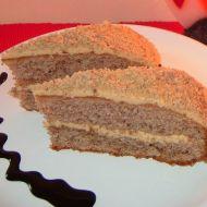 Medovo-ořechový koláč recept