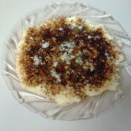 Sladká jáhlová kaše recept