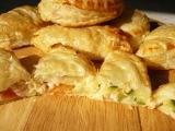 Plněné ,,pirožky' z listového těsta recept