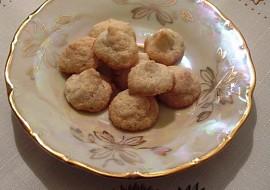 Cukroví  mandlové pusinky recept