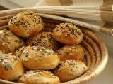 Chlebové pagáče s podmáslím recept