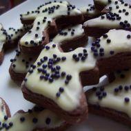 Kakaové křehké cukroví recept