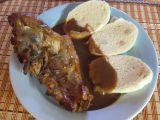 Marinovaná křížová kost se švestkovou omáčkou recept ...