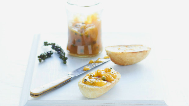 Extravagantní meruňková marmeláda