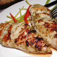 Kuřecí prsa s italským pestem recept