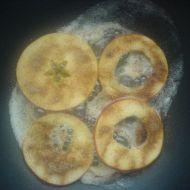 Jablíčka na másle recept