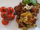 Zapečené vepřové maso s lilkem recept