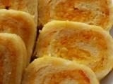 Bramborové knedlíky s dýňovou spirálkou recept