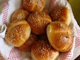 Pšenično- špaldové kaiserky recept