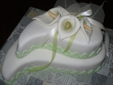 Svatební slzy s kalami recept
