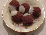 Cukroví  plněné ořechy recept