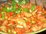 Sojové maso s rajčatovou passatou a zeleninou recept ...